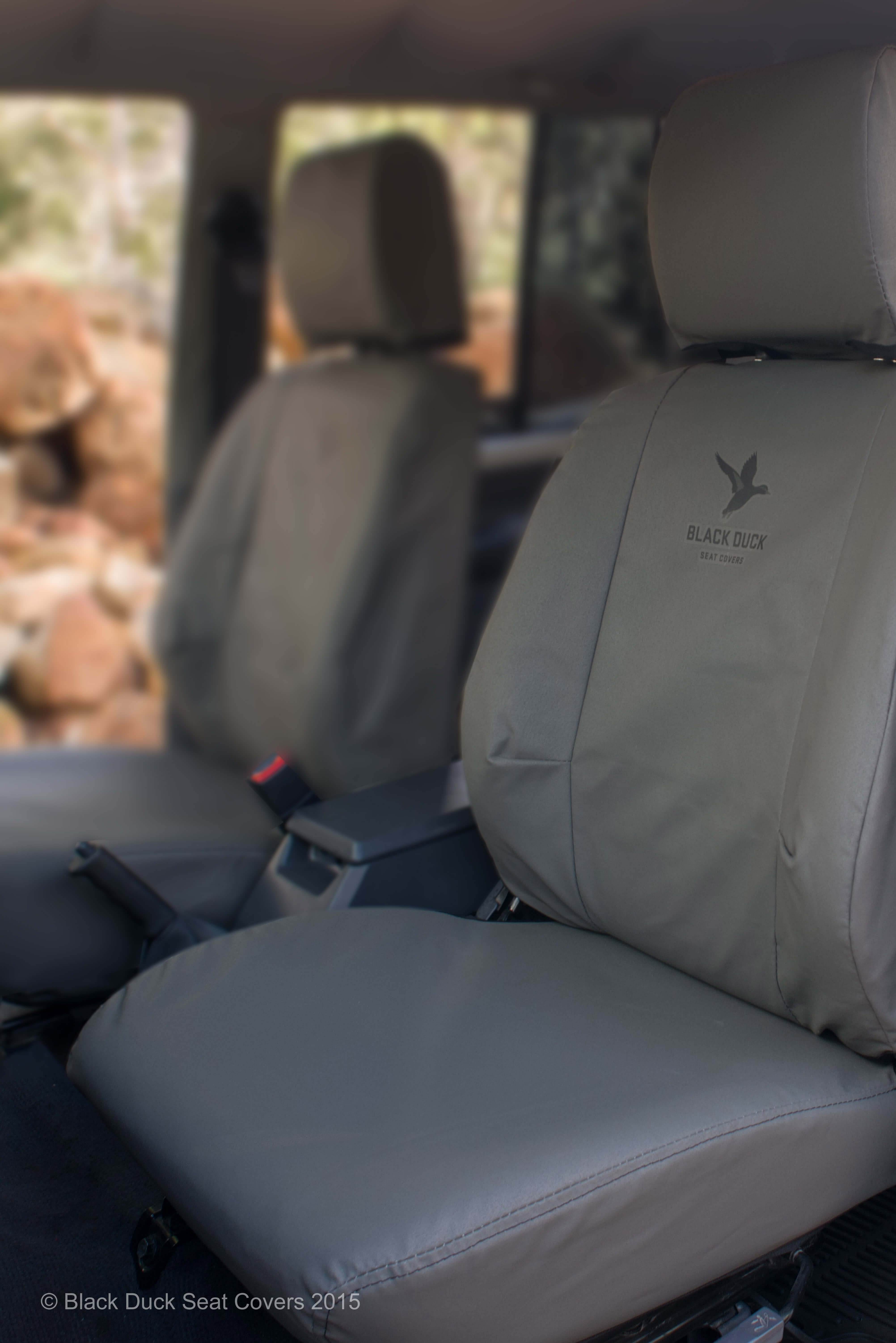 Black Duck Seat Covers Online