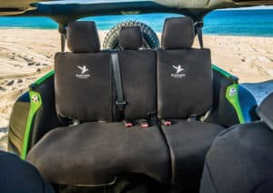 black duck seat cover