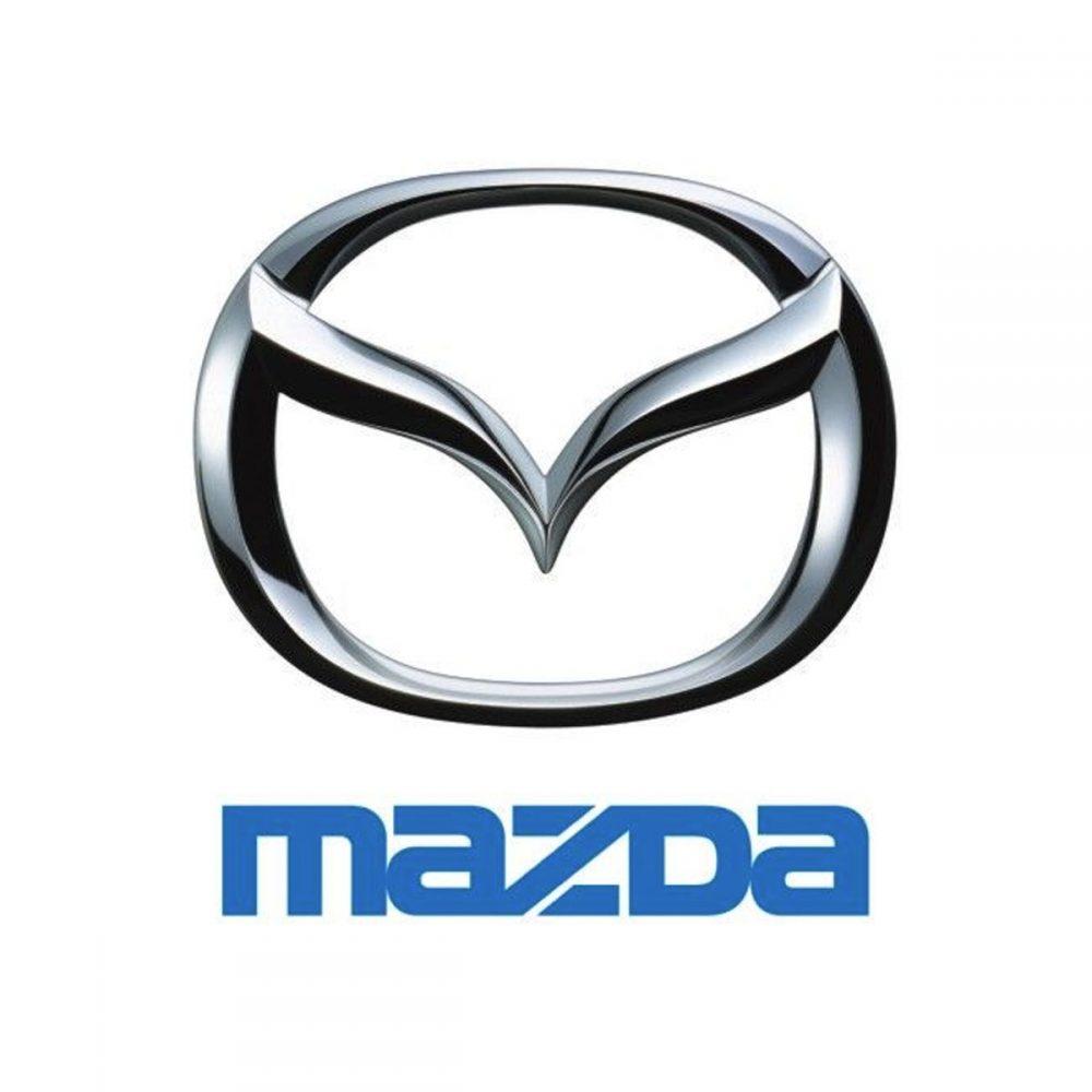 mazda motors logo