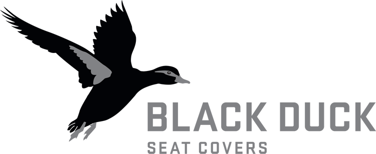 Black Duck Heavy Duty Car Seat Covers
