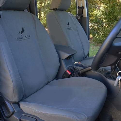 Stallion Canvas Seat Covers