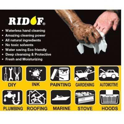 Ridof Wipes Flyer-Janders Group